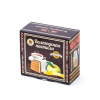 Пастила без сахара Вологодская-115 гр