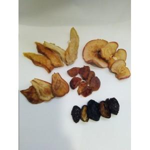 Ассорти из фруктовых чипсов